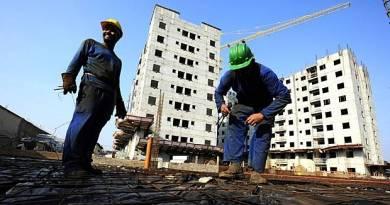 Com juro menor, PIB da construção civil tem maior nível desde 2013