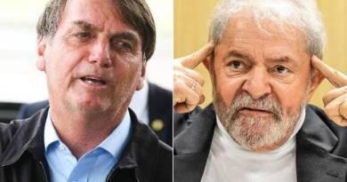 """Lula: """"Bolsonaro não tem estatura psicológica para comandar o Brasil"""""""