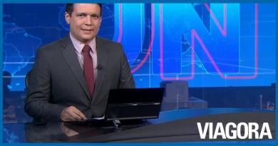 Marcelo Magno volta à bancada do Jornal Nacional no próximo sábado