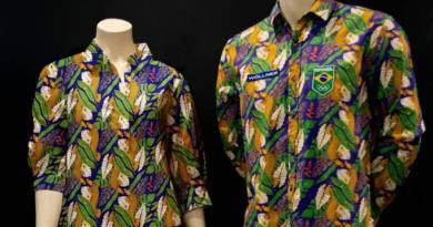Uniforme completo do Brasil na Olimpíada será vendido a partir de maio