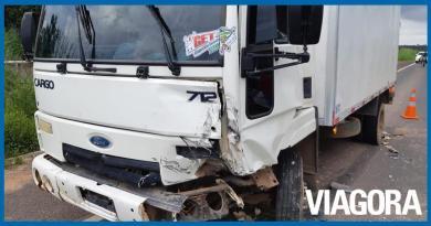 Homem de 55 anos morre em acidente na BR 316 na cidade de Teresina