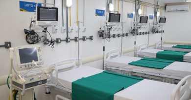 Leitos de UTI exclusivos para pacientes da Covid-19 tem 100% de ocupação em São Luís