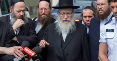 O ministro da Saúde que contaminou o governo de Israel
