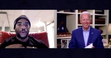 Biden pede desculpa por comentário racista contra um apresentador de rádio