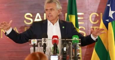'Bolsonaro tem uma paciência enorme com o Paulo Guedes', diz Caiado