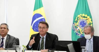 De nudez a críticas a Doria: a polêmica live de Bolsonaro com empresários