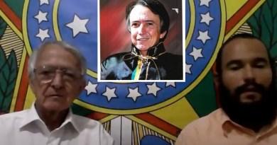 Idoso extremista que se autoproclama presidente defende rolha no ânus contra coronavírus