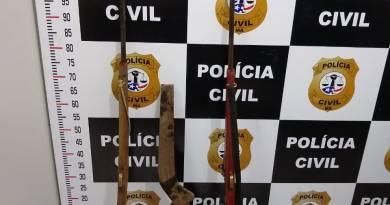 Polícia Civil prende suspeito de estuprar filhas no povoado Novo Bacabal