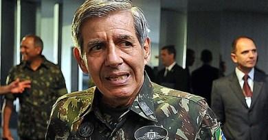 Após ameaça, General Augusto Heleno vira alvo de apuração da PGR