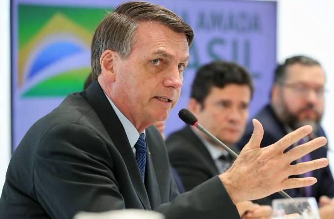 Bolsonaro deve ser ouvido sobre acusações de Moro nos próximos dias