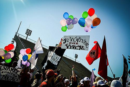 Cultura e política para a juventude: começa nesta quinta o Festival da Resistência