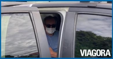 Jornalista Arimatéia Azevedo é transferido para Penitenciária Irmão Guido