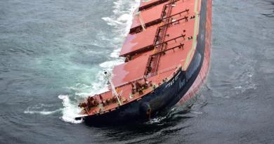 Operação para afundar navio Stellar Banner é iniciada