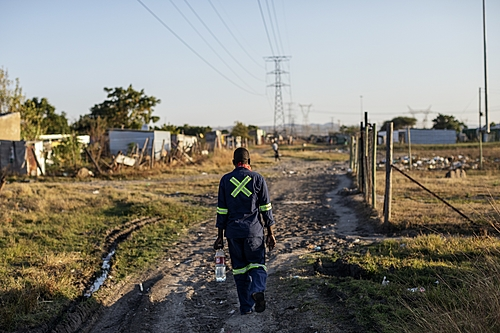 South Africa: mining workers have double the infection rate for covid 19