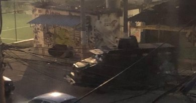 STF suspende operações policiais no RJ durante pandemia