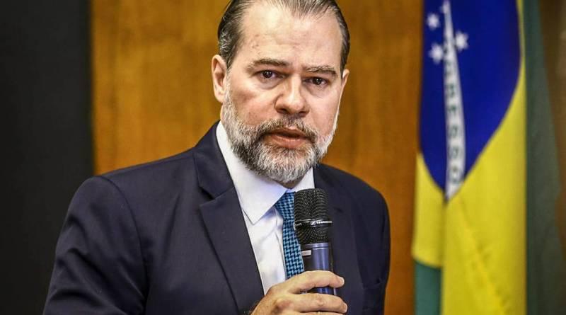 Toffoli, presidente do STF, diz que Forças Armadas não são poder moderador