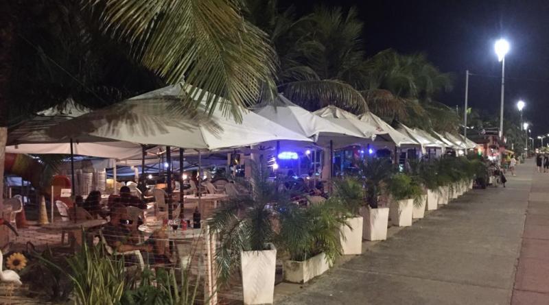 Veja como foi a reabertura dos bares na capital neste final de semana