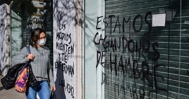Argentinos debatem imposto sobre 15 mil mais ricos para ajudar 16 milhões mais pobres