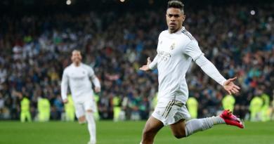 Avançado do Real Madrid contrai Covid 19