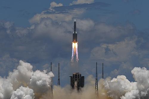 Com missão em Marte, China avança na corrida espacial
