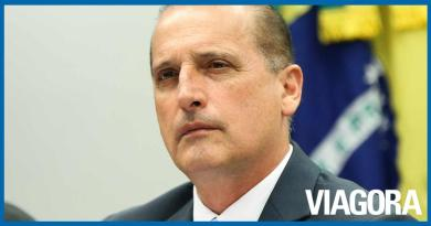 Ministro Onyx Lorenzoni testa positivo para novo coronavírus
