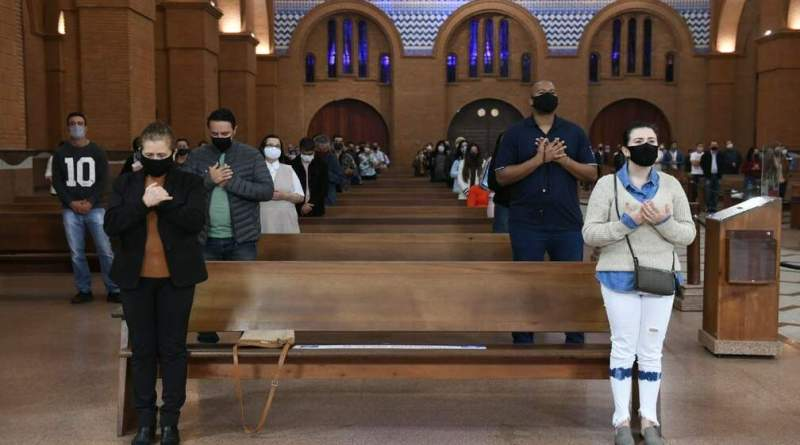 Santuário Nacional de Aparecida retoma missas presenciais com novas regras » FDR   Terra