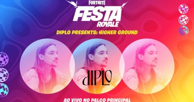 Show do Diplo no Fortnite: horário e como ver Festa Royale ao vivo