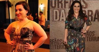Simone Gutierrez diz que perdeu papel em filme após emagrecer 46 quilos