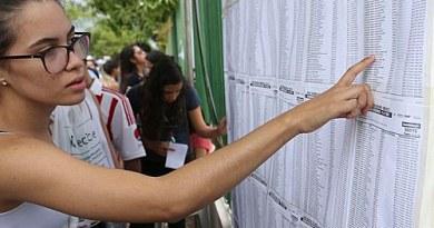 Sisu: confira a lista dos selecionados na primeira chamada do 2º semestre