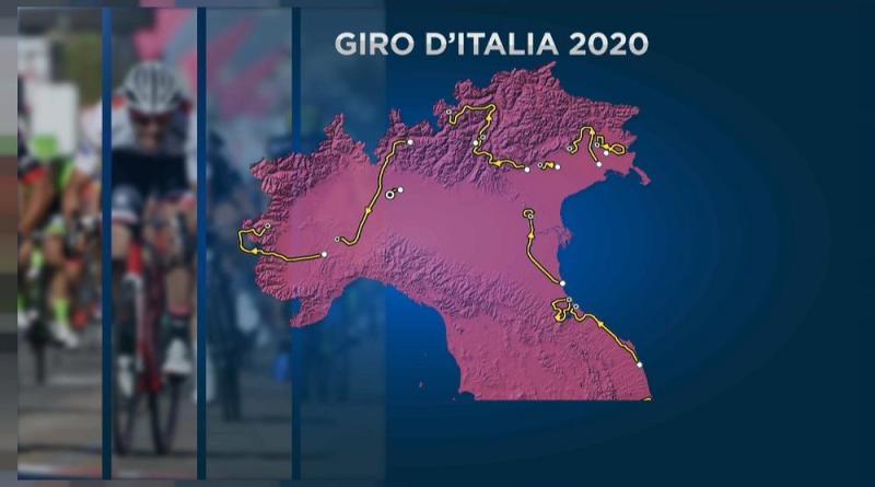 Volta a Itália em bicicleta vai arrancar em outubro da Sicília