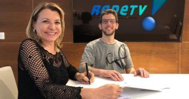 Volta depois de 10 anos: Rede TV! recontrata Olga Bongiovanni