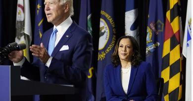 Biden e Harris unidos para derrotar Trump