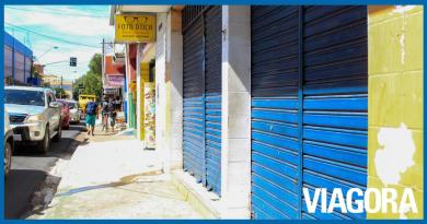 Covid 19: Várias lojas não reabriram em Teresina, diz Sindilojas