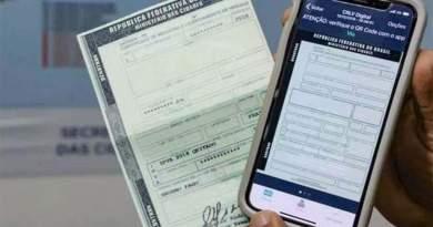 CRLV Digital está disponível para todo o estado do RJ gratuitamente; veja como acessar