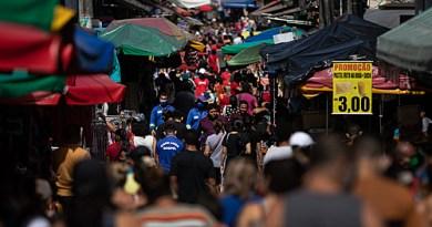 Este primer semestre Brasil pierde 1,2 millones de empleos formales con beneficios