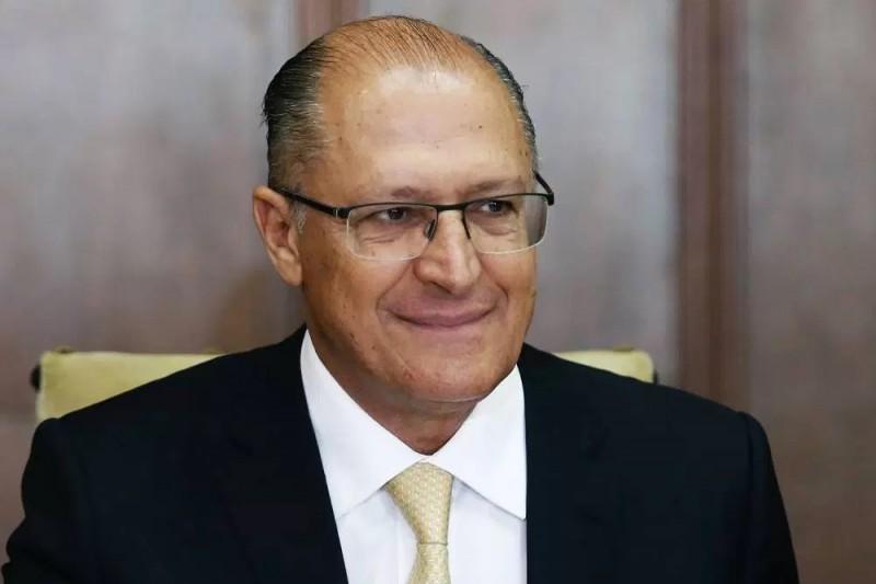 Ex governador de São Paulo, Geraldo Alckmin