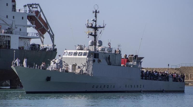 Lampedusa recebe mais 250 migrantes