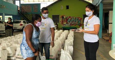 Moradores de comunidades dã exemplo de solidariedade na pandemia   ViDA & Ação