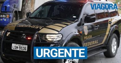 Operação da PF cumpre mandados no Clube Sat e na sede do PSC em Teresina