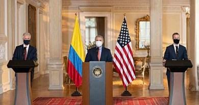 Plano militar entre Colômbia e EUA põe em risco paz regional, apontam analistas