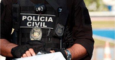 Polícia Civil prende suspeito de homicídio e tentativa de feminicídio em Carutapera