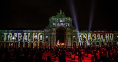 Profissionais portugueses dos eventos em protesto