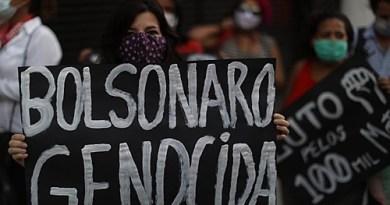 """Veja como foram os atos do """"Fora, Bolsonaro"""" por todo o país"""