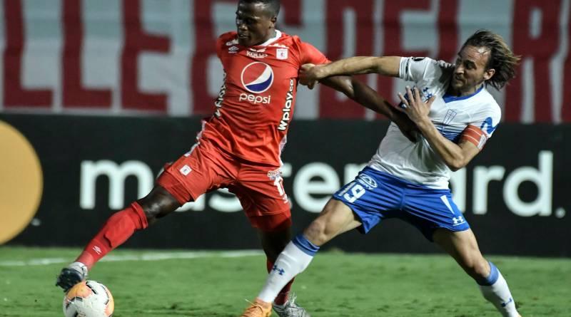 América de Cali e Universidad Católica ficam no empate pelo Grupo E da Libertadores
