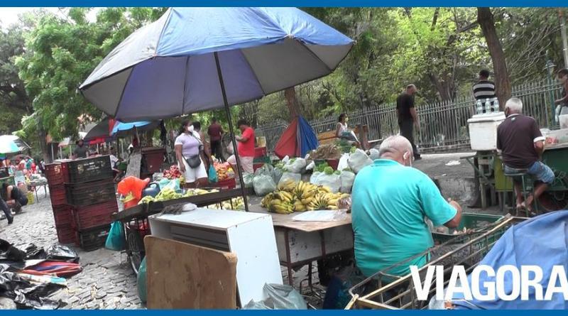 Coronavírus: Ambulantes sofrem com queda nas vendas em Teresina