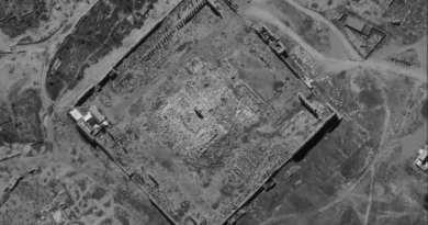 Israel divulga imagens da Síria obtidas por um novo satélite espião