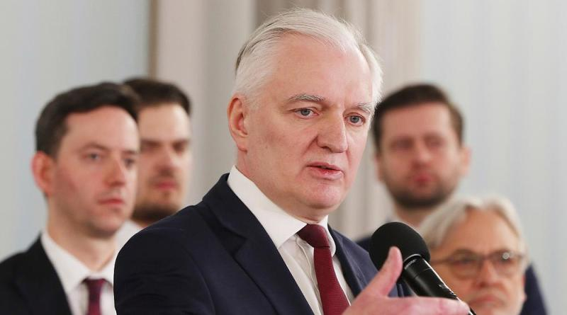 Polónia com governo minoritário