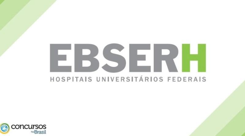 Processo seletivo EBSERH Nacional: inscrições REABERTAS