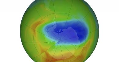 Buraco de ozono na Antártida nos piores níveis dos últimos 15 anos