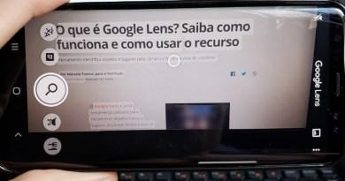 Calculadora que mostra a conta: como usar Google Lens para resolver questões
